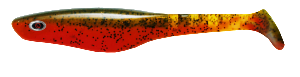 The lure of choice for the weekend the Quantum Specialist BattleShad in rainbow pattern