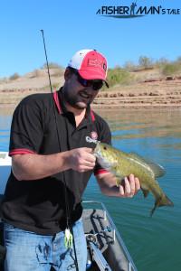 Bass fishing Las Vegas 3