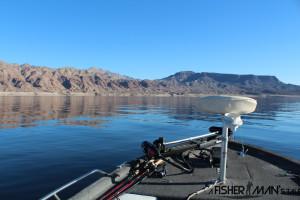 Bass fishing Las Vegas 6
