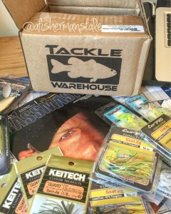 Perch fishing lures from Tackle Warehouse