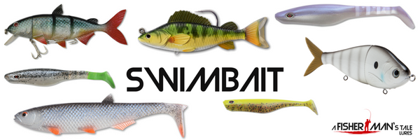 A Fisherman's Tale - Swimbait