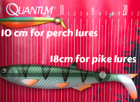 New Pitsford Predator Minimum Lure Sizes 2018