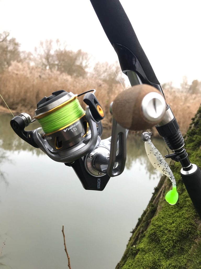 QUANTUM VAPOR UL ROD AND REEL